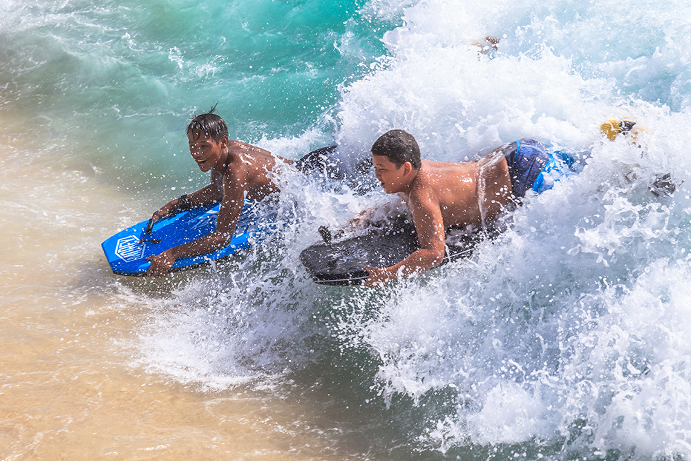 Differences Between Bodyboards And Boogie Boards